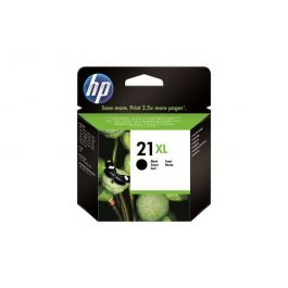 HP 21XL - 12 ml - High Yield Black Ink Cartridge