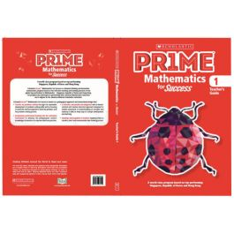 Scholastic Prime Mathematics for Success Teacher's Guide 1