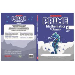 Scholastic Prime Mathematics for Success Practice Book 6