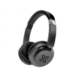 Klip Xtreme KHS-851BK AkoustikFX Wired High Performance Headphones