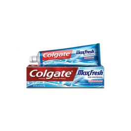 Colgate Max Fresh with Mini Breath Strips 7.06 Fl.oz 5 Pack