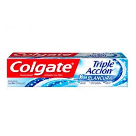 Colgate Triple Action Extra Whitening Toothpaste 125ml 6 Pack