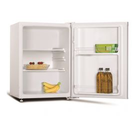 Blackpoint Elite Hotel Fridge 2.8 Foot Frost Refrigerator in Metallic