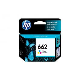 HP CZ104AL 662 Tri-color Original Ink Advantage Cartridge