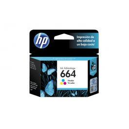 HP 664 Tricolor Original Ink Cartridge