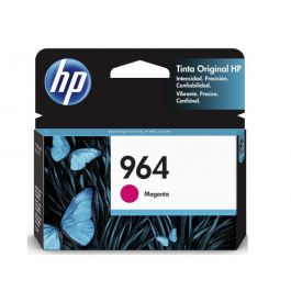 HP 964 Magenta Original Ink Cartridge (3JA51AL)