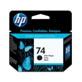 HP 74 4.5 ml Black Original Ink Cartridge (CB335WL)