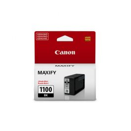 Canon PGI-1100 BK Black Original Ink Cartridge
