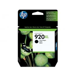 HP 920XL Black 49ml High Yield Original Ink Cartridge (CD975AL)
