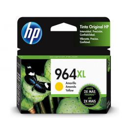 HP 964XL Yellow Original Ink Cartridge (3JA56AL)