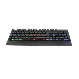 Xtech XTK-510E Armiger/Wired Multimedia Gaming Keyboard with Multi-Color LED Backlight