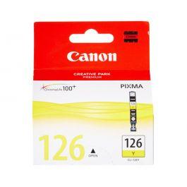 Canon CLI-126Y  9 ml  Yellow Original Ink Tank