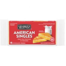 Member's Selection American Singles 907 g/2 lbs 48 Slices