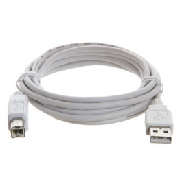 6 FT High Speed USB 2.0 A To B Printer Scanner Cable