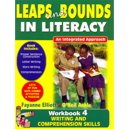 Leaps and Bound in Literacy An Integrated Approach Workbook 4 Writing and Comprehension