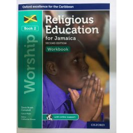 Religious Education For Jamaica Workbook 2 by Davia Bryan Campbell