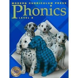 Modern Curriculum Press(MCP) Phonics Level B