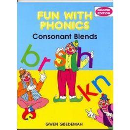 Fun with Phonics - Consonant Blends