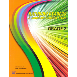 Rainbow Readers A Jamaican Reading Series Grade 2