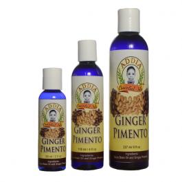 Addia Ginger Pimento Oil 4oz