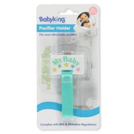 Baby King Pacifier Holder