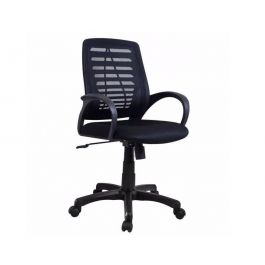 AeroChair Executive Chair with Arms Black Xtech QZY-1151