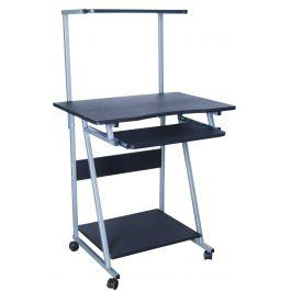 Black Computer Table