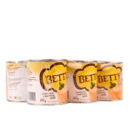 Betty Sweetened Condensed Milk 6 x 395g