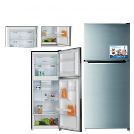 Blackpoint Elite BP14-THICKERS-NF 14 Cu. Ft. No Frost Stainless Steel Refrigerator