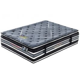 BP-BLACKFOREST-Q-MEMORY Blackpoint 2 Side Memory Gel Queen Mattress