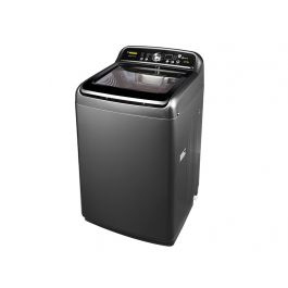 Blackpoint Elite BP17AMW-KABOOM-S 17 kg Top Load Automatic Washing Machine in Stainless Steel