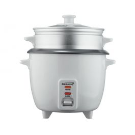 Brentwood 700 Watt 10 Cup Rice Cooker & Steamer