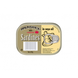 Brunswick Sardines Regular Gold