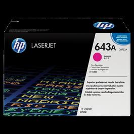 HPc Q5953A Magenta Toner  10000 pages