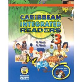 Caribbean Integrated Readers Book 3 with Interactive DVD