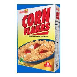 Sunshine Cornflakes Cereal 510 Grams