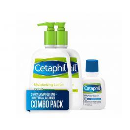 Cetaphil Moisturizing Lotion 20 oz + 4 oz 2 Pack