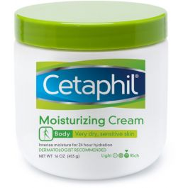Cetaphil Moisturizing Cream 16 0Z