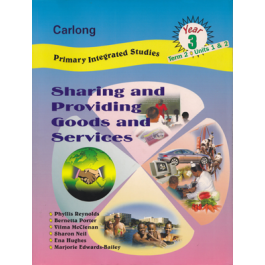 CPIS Year 3: Sharing and Providing Goods and Services