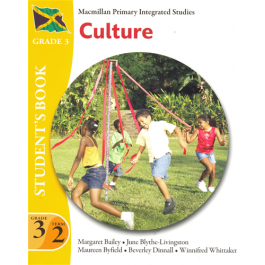 Macmillan Primary Integrated Studies:  Grade 3 Term 2 Student's Book: Culture