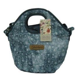 Skechers - Tote Denim Lunch Bag