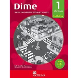Dime Workbook 1 2nd Edition by Sally Setahal-Mohammed