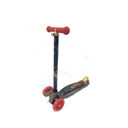Disney Cars Micro-Scooter w' Adjustable Handle