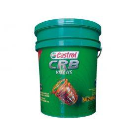 ENGINE OIL HEAVY DUTY-25W60-5 GALLON PAIL-CASTROL CRB VISCUS