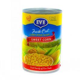 Eve Golden Whole Kernel Sweet Corn 425 g