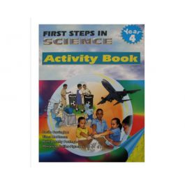 First Step in Science Activity Book: Year 4