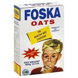 Foska Oats 3 Packs of 400G