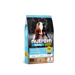 I18 Nutram Ideal Solution Support Weight Control Dog Food 11.4kg