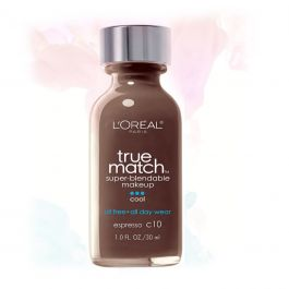 L'Oreal Paris Makeup True Match Liquid Foundation-C10