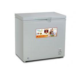 Imperial IMP 6.6FZS-GAGA 6.6 Cu. Ft. Chest Freezer in Silver